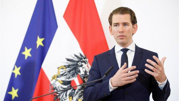 Regering Oostenrijk gevallen na video over vermeende omkoping