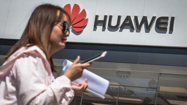 Huawei registreert merken voor besturingssysteem in EU