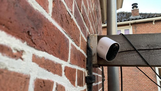 Review: beveiligingscamera Arlo Ultra 4K