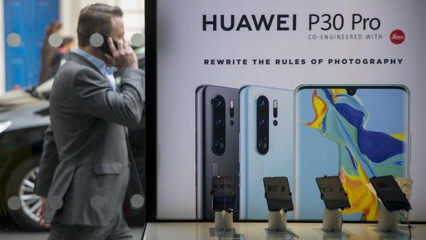 Kan ik nog wel bellen en appen met mijn Huawei-telefoon?