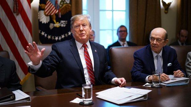 VS krabbelt terug: sancties tegen Huawei tijdelijk verzacht