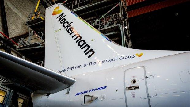 'Malaise Thomas Cook heeft geen gevolgen voor Neckermann'