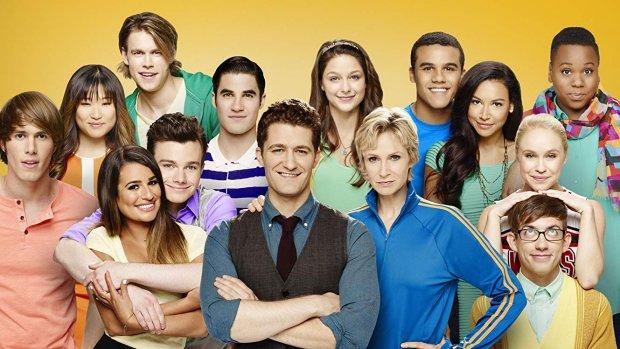 Alle seizoenen van Glee binnenkort op Netflix