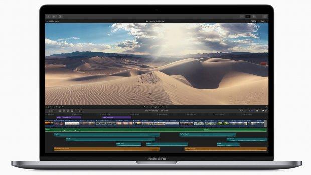Nieuwe MacBook Pro's met wéér een nieuw toetsenbord