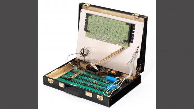 Christie's veilt peperdure Apple 1-computer