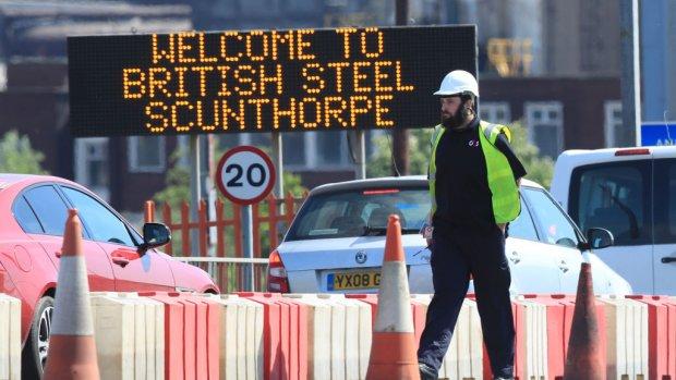 Uitstel van betaling British Steel: 5000 banen in gevaar