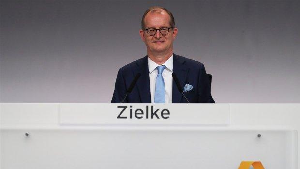 'Geen concreet bod ING op Duitse Commerzbank'