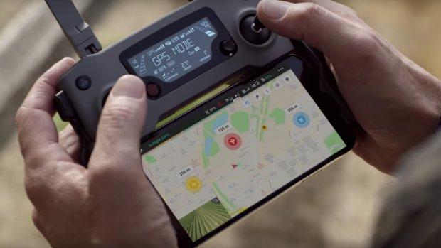 DJI-drones krijgen helikopter- en vliegtuigdetectie