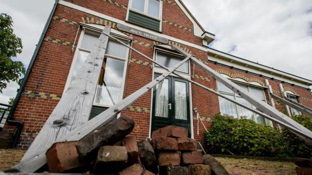 80 miljoen uitgekeerd aan gedupeerden aardbevingen