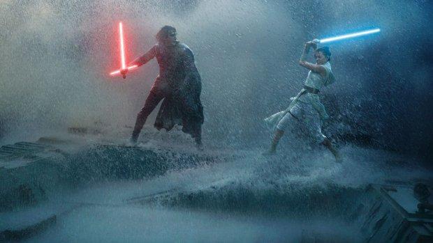 Nieuwe foto's tonen meer van Star Wars: The Rise of Skywalker