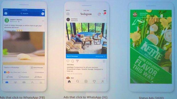 'WhatsApp krijgt volgend jaar reclames in Status-functie'
