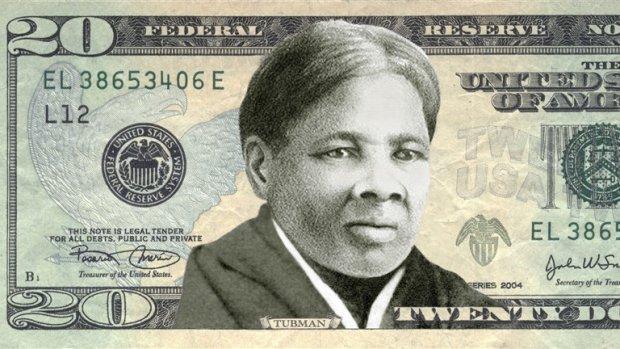 Voorlopig nog geen dollarbiljet met zwarte vrouw