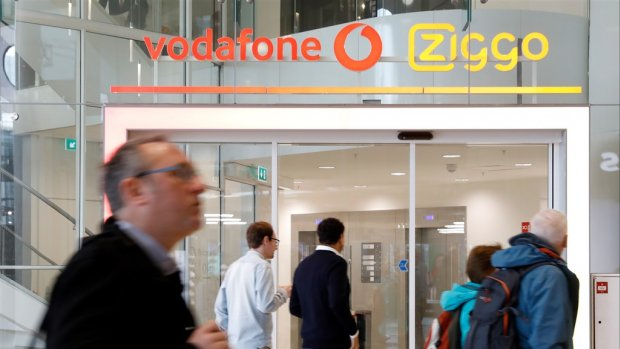 EU-hof: fusie Vodafone en Ziggo niet in strijd met de regels