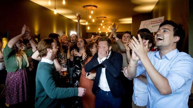 Extra uitzending: PvdA grootste in exitpoll