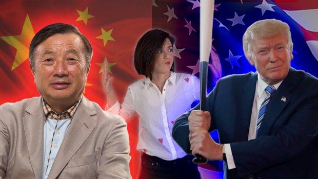 Tech-oorlog tussen VS en China: is Huawei het haasje?