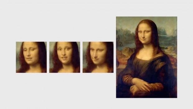Samsung wekt portretfoto's tot leven met AI