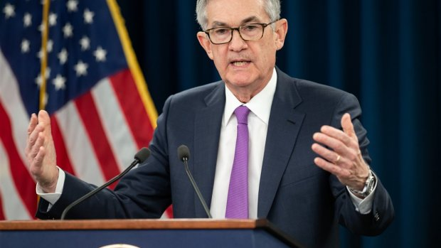 Centrale bank VS verlaagt rente voor het eerst in tien jaar