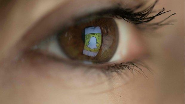 'Snapchat-medewerkers bespioneerden gebruikers'