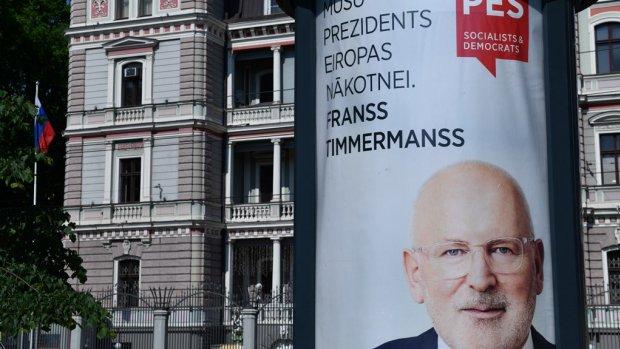 'Winst PvdA door Timmermans-effect in het kwadraat'