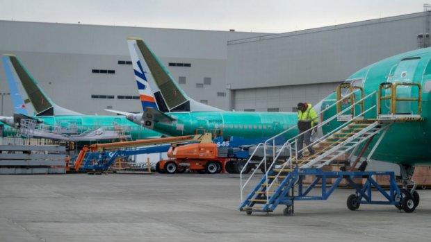 Nog meer problemen voor Boeing: 'beurswaakhond doet onderzoek'