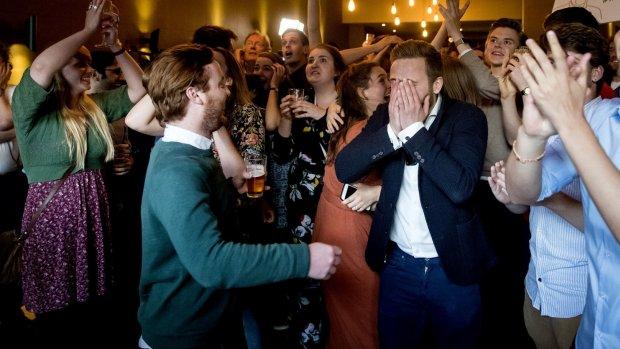 Uitslag EU-verkiezingen: PvdA wint, SP en PVV met lege handen