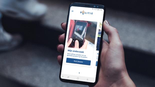 Politie lanceert app waarmee je zelf onderzoek kunt doen