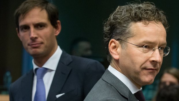 Oud-minister Dijsselbloem haalt hard uit naar opvolger Hoekstra