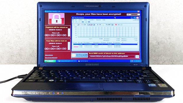 Laptop met zes virussen verkocht voor 1,3 miljoen dollar