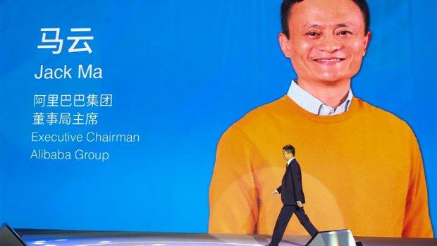 Na Wall Street wil Alibaba ook in Hongkong naar de beurs