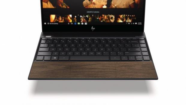 HP brengt houten laptop op de markt
