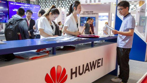 'Huawei ontslaat veel medewerkers in de VS'