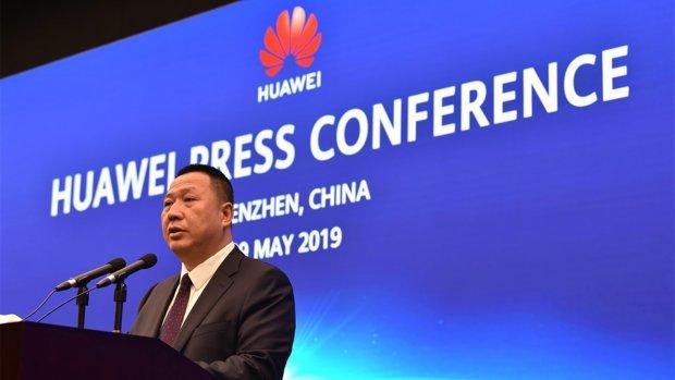 Huawei: miljarden consumenten voelen gevolgen ban VS