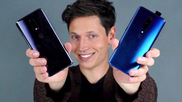 Review OnePlus 7: is deze upgrade groot genoeg?