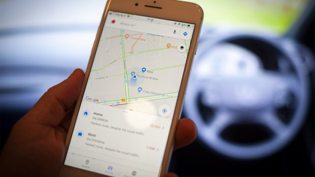 Google Maps gaat incognito met nieuwe modus