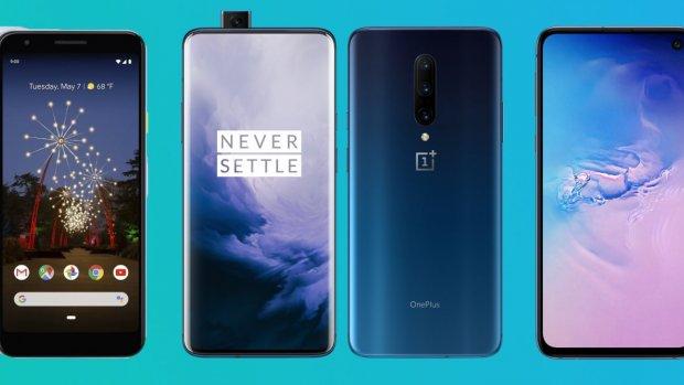 Bright Stuff: drie nieuwe smartphones