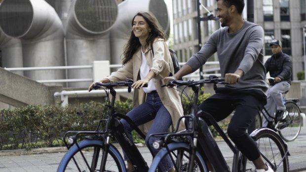Swapfiets gaat ook e-bikes verhuren