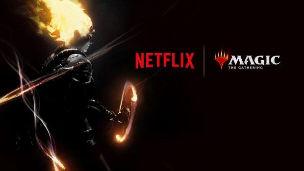 Netflix-serie over Magic: The Gathering van regisseurs Avengers