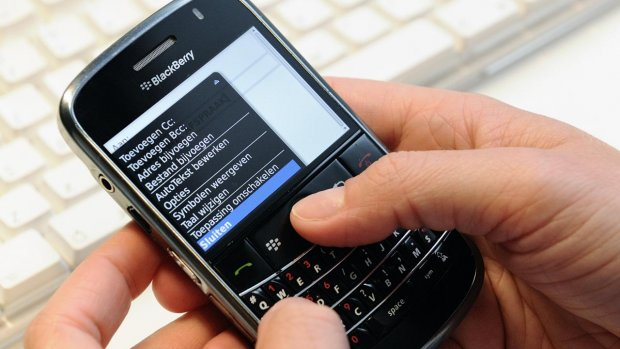 Einde van een tijdperk: BlackBerry Messenger gestopt