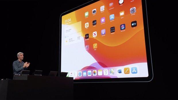 Apple geeft iPads eigen systeem: iPadOS