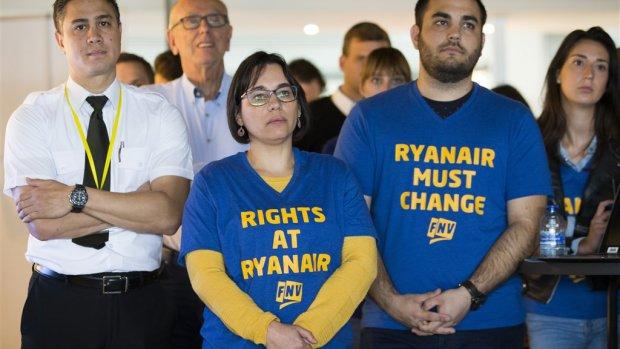 Ryanair moet passagiers schade door pilotenstaking vergoeden