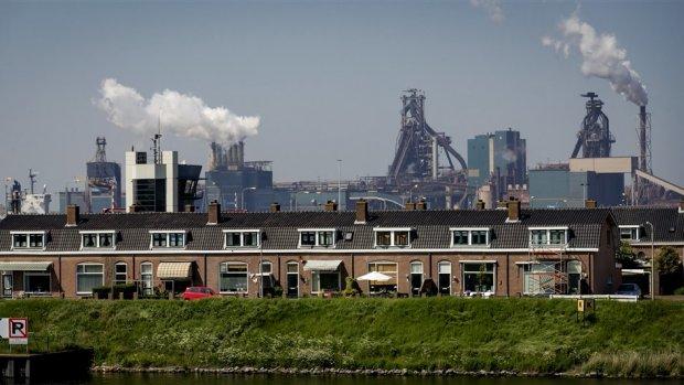 RIVM: grafietregen Tata Steel 'ongewenst voor gezondheid'