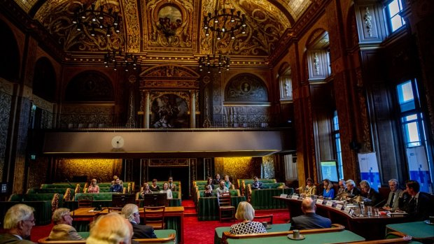 Forum voor Democratie eist voorzitterschap Eerste Kamer op
