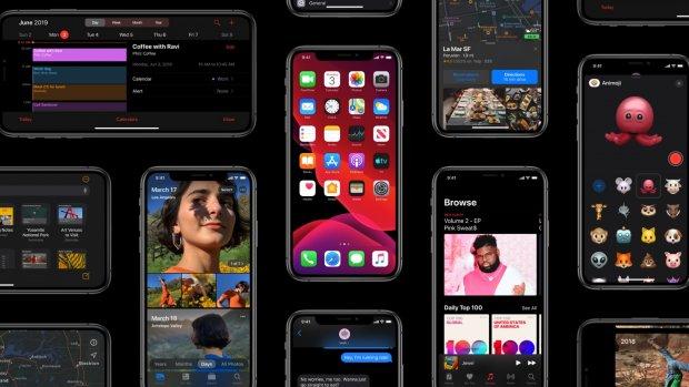 'iPhone gaat 30 procent langer mee dankzij donkere modus'