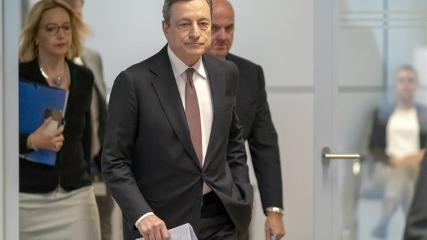 VS wil rente 'snel verlagen', zal de Europese Centrale Bank volgen?