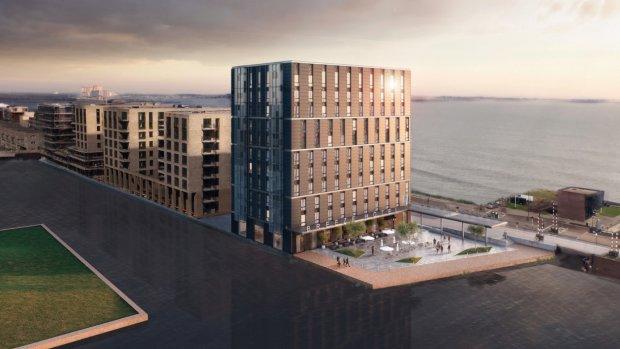 Eerste energieneutrale hotel opent deuren bij IJburg