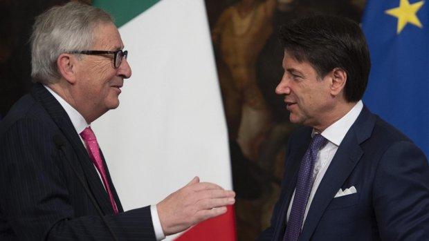 Boete van 3,5 miljard dreigt voor Italië om overtreden begrotingsregels