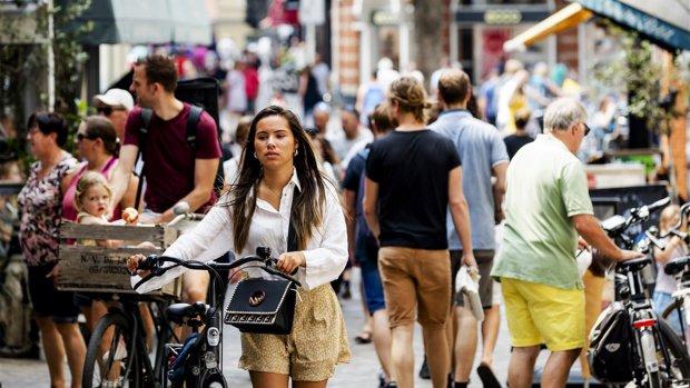 Prinsjesdagcijfers: middeninkomens ruim 2 procent erbij