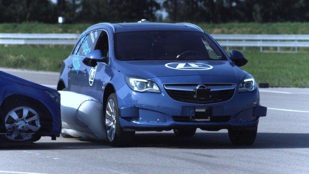 Airbag aan buitenkant moet honderden levens redden