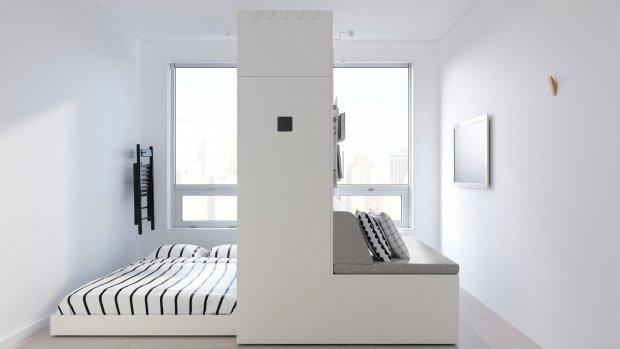IKEA komt met robotmeubels die kamers transformeren