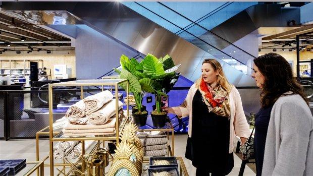Sluiting dreigt voor Nederlandse winkels Hudson's Bay
